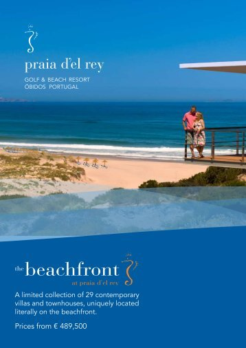 Praia d'el Rey Brochure - Restless Earth