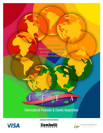 Membership Brochure - International Festivals & Events Association