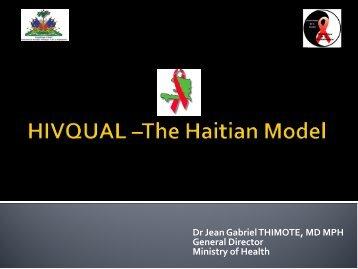 Advantagea magazine of hivqual the haitian model healthqual fandeluxe Choice Image