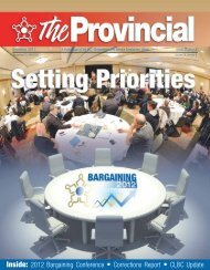 Provincial - December 2011 - BC Government and Service ...