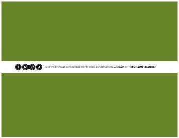 IMBA Graphics Standards Manual