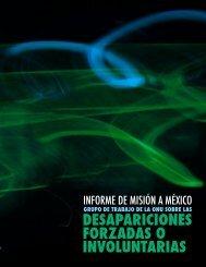 GRUPO DE TRABAJO SOBRE LAS ... - Hchr.org.mx