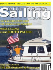 Blue Water Sailing - Seaton Yachts