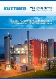 Sistemas para o controle da qualidade do ar da LUEHR ... - Kuttner