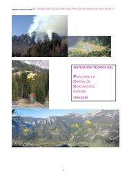 sintesi non tecnica del Piano - Valutazione ambientale