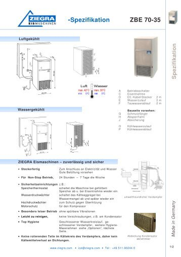 -Spezifikation ZBE 70-35