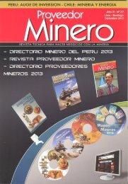 Revista Proveedor Minero