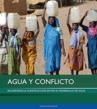 Agua Y Conflicto - CRS Technical Resources