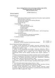 LKK_sprendiniai_aiskinamasis rastas.pdf - Kultūros paveldo ...