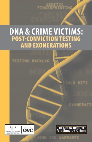 Post-Conviction Testing and Exonerations - National Center for ...