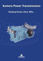Kumera Power Transmissions - MS Spinex