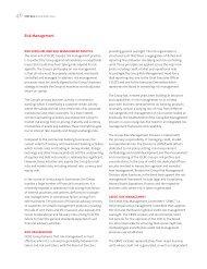 Risk Management - OCBC Bank