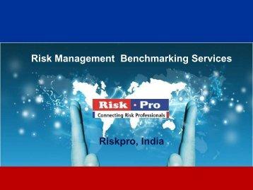 Risk Management Benchmarking.pdf - Riskpro