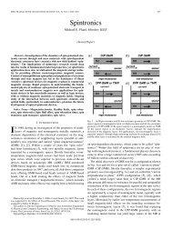 Spintronics - IEEE Xplore