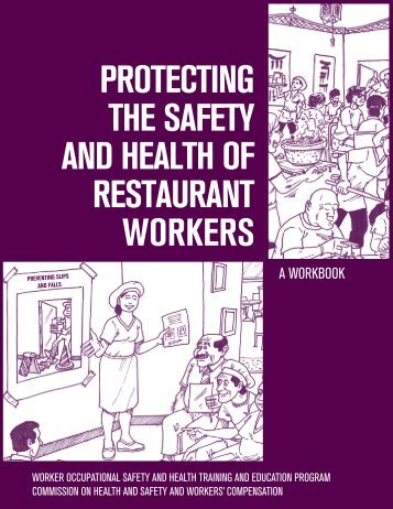 Protecting the Safety and Health of Restaurant Workers - UCLA LOSH