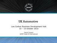 UK Automotive