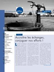 PdF (990 ko) - Programme Solidarité Eau