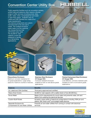 Hubbell Wiring Devices Catalog | Watertight Wiring Devices Hubbell Wiring Device Kellems