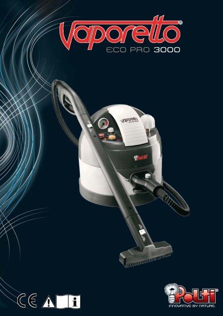 Vaporetto Eco Pro 3000.Vaporetto Eco Pro 3000 Polti Steam Irons