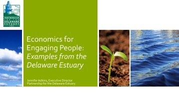 Examples from the Delaware Estuary - Restore America's Estuaries