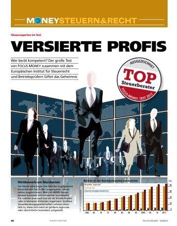 Steuerkanzlei Gernoth im Test 2012 - Steuerberatung Gernoth