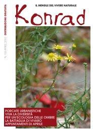 porcate urbanistiche viva la diversità per un'ecologia delle ... - Konrad