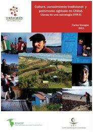 Cultura, conocimiento tradicional y patrimonio agrícola en ... - Rimisp