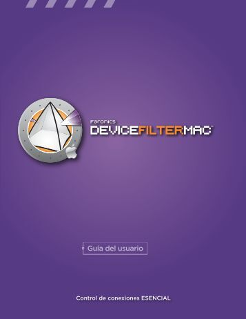 Device Filter Mac User Guide - Faronics