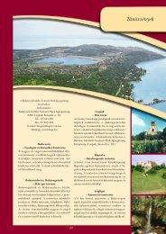 Tanösvények - Veszprém megye honlapja