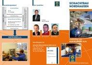 elektroNiker m/w - SCHACHTBAU NORDHAUSEN GmbH