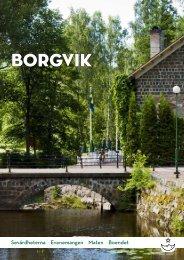 Broschyr om Borgvik - Grums kommun