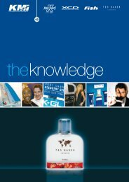The Knowledge Issue 12 v2 - The King of Shaves Company Ltd