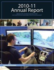 2010-11 annual report - Morgan State University