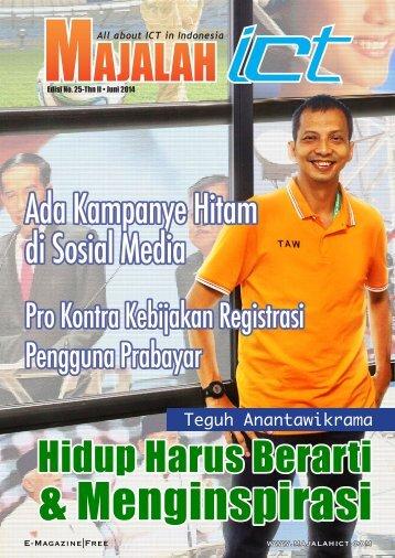 Majalah ICT No.25-2014