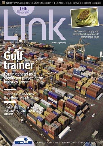 Link Magazine June - SCLG