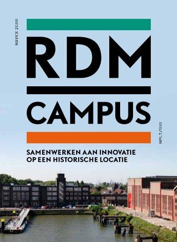 brochure - RDM Campus