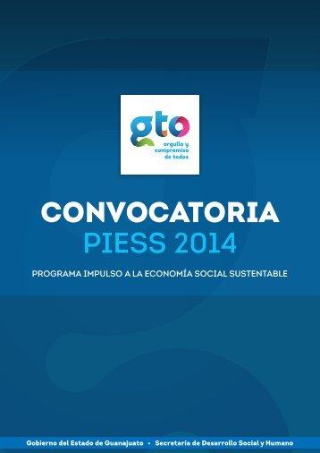 2014_SEDESHU_Convocatoria_programa_impulso_a_la_economia_social_sustentable_PIESS