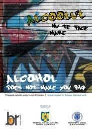 Alcoolul nu te face mare - Asociatia Berarii Romaniei