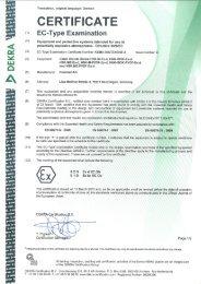 KEMA 99 ATEX 6968X en (PDF, 1350 KB - Hummel AG