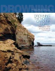 Drowning the North Carolina Coast: Sea Level Rise and ... - Ecu