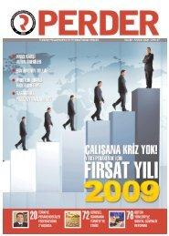 Perder Dergisi 25 Saya Ta Rkiye Perakendeciler Federasyonu