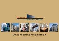 Unternehmensleitlinien - Excellent Business Center