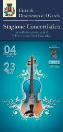 Stagione Concertistica - BsNews.it