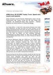 presse information - Armin Schwarz