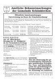 Amtliches Bekanntmachungsblatt der Gemeinde Schönkirchen und ... - Seite 6