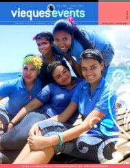 may june / mayo junio 2013 - Vieques Events