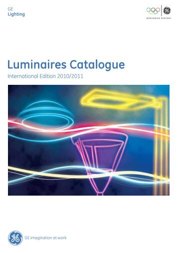 Luminaires Catalogue Ge Lighting