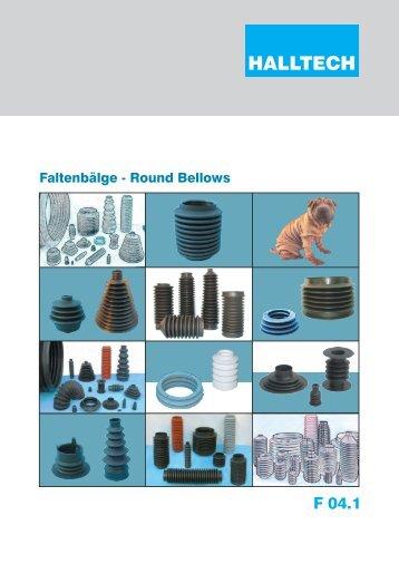 Bellows F 04.1 Catalog - Halltech