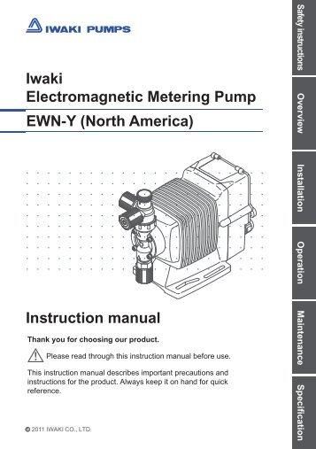 EWN--Y Manual