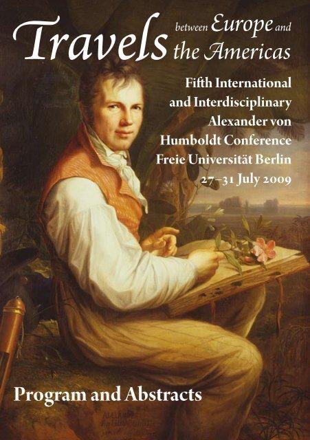 The Americas Fachbereich Philosophie Und